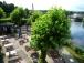 Bootshaus Ruhreck – Terrasse