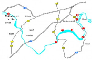 Grafik: Ruhrverband